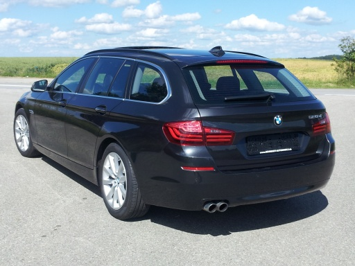 520d Touring F11 Facelift