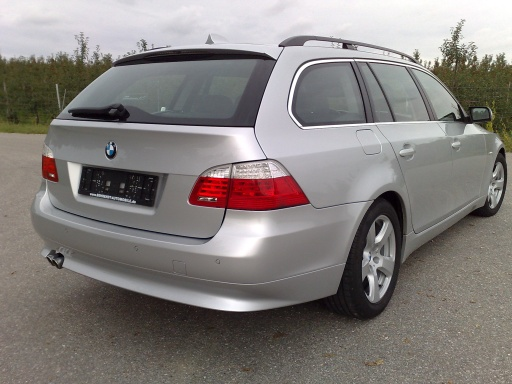 530d Touring E61 Facelift